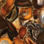 Caesarstone 8310 BROWN AGATE